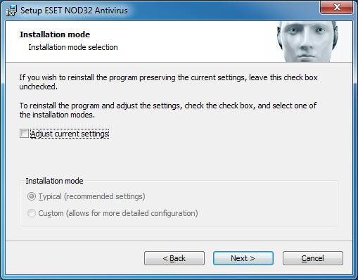 Антивирус ESET NOD32 версии 4 пришел на смену отмеченным наградами продукта